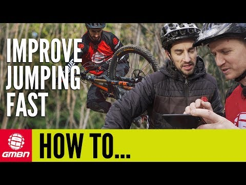 Improve Your Jumping Technique In 30 Minutes | MTB Skills