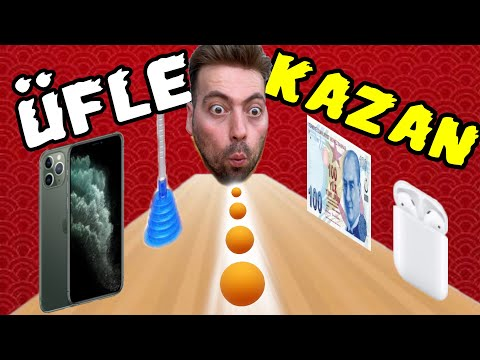 ÜFLE KAZAN CHALLENGE ! (iPhone 11 Pro Max)