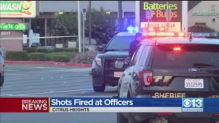 Shots Fired At Officers Outside Sunrise Mall