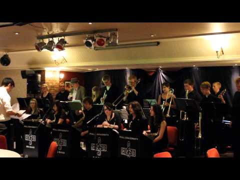 Hull University Big Band - Semester 2 last gig