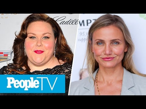 Chrissy Metz Opens Up About Childhood Abuse, Cameron Diaz's Life Out Of The Spotlight | PeopleTV