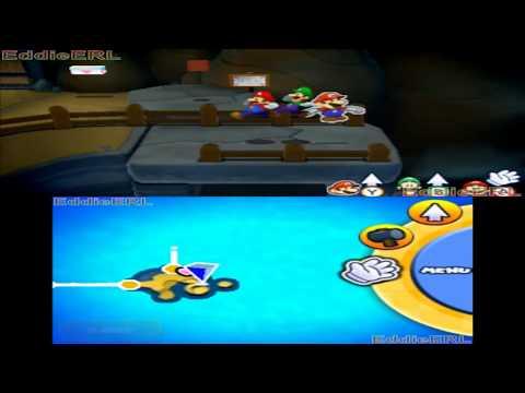 (3DS) Mario & Luigi V - Paper Jam Bros. - Walkthrough (100% & No Damage) 3/11