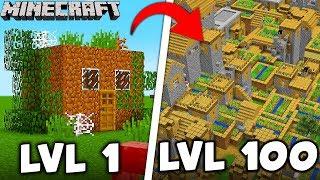 BUDUJEMY NAJWIĘKSZE MIASTO W MINECRAFT - Minecraft: Przygody z Flotharem #2