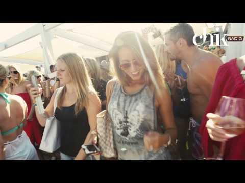 Chik Radio Party with Timati at Eden Plage Saint-Tropez!