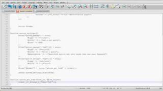 Creating a simple Drupal module