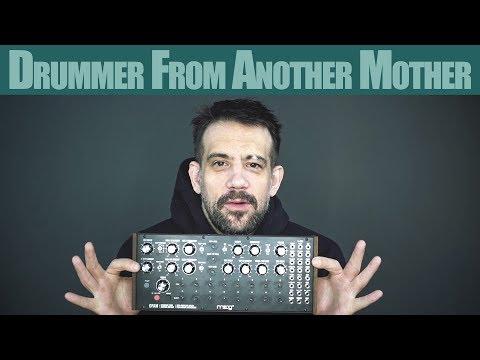 Moog DFAM: The Mutant Drum Synthesizer