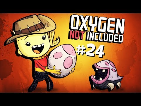 The Problem with Pufts...! - Ep. 24 - Oxygen Not Included Ranching Upgrade -ONI Gameplay