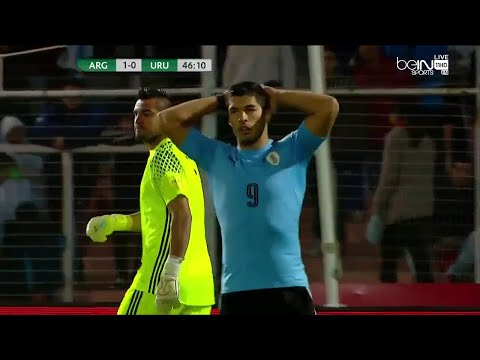 Luis Suarez vs Argentina • World Cup Qualifiers (02/09/2016) 720p