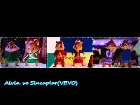 Alvin ve Sincaplar Benimsin♥ Beintehaa Jenerik Müziği