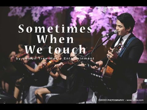 Sometimes When We Touch - Rod Stewart live at Mulia Bali by Lemon Tree Music Entertainment