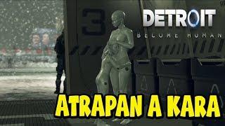 El final bueno completo de Detroit Become Human donde Kara, Alice y...
