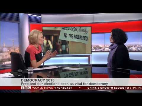 French Ambassador on democracy in France - BBC World News