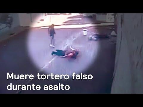 Delincuente que se hizo pasar como tortero muere en asalto  - En Punto con Denise Maerker