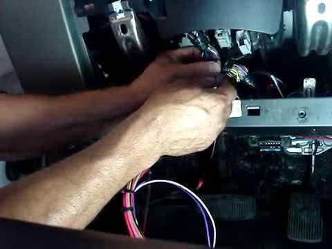 2007 Ford F-150 Truck Remote Start Installation - YouTube