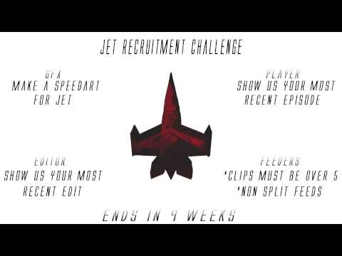 Jet Recruitment Challenge!