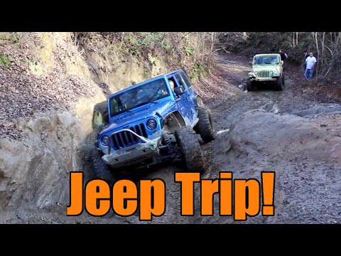 Tomcat and Southern City Jeepers vs Dodd Road