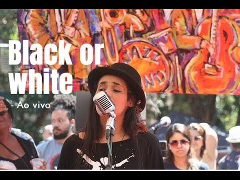 Black or white, Michael Jackson/uptown funk Mark Ronson ft. Bruno Mars ( DAMA-TRIZ cover) AO VIVO