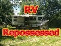 RV Repo! Now homeless at St. Bernard Acres
