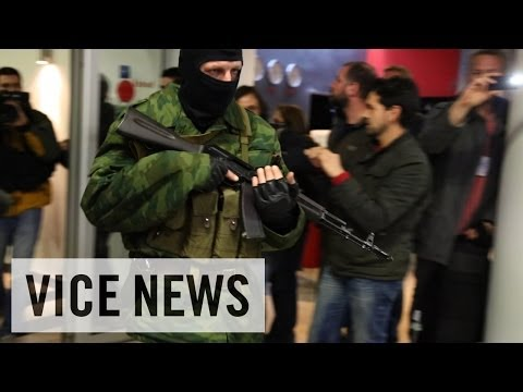 Russian Commandos Attempt