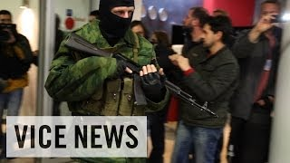 Russian Commandos Attempt to Intimidate Press: Russian Roulette (Dispatch 11)