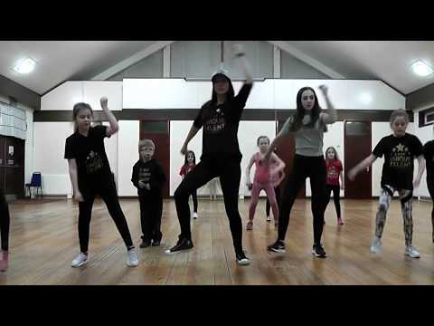 Nicki Minaj Dance class, Stockport - 5 Star Unique Talent Stage School