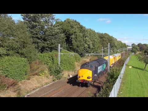 37610 | 6Z88 Perth - Kilmarnock Snow Train in the Sun: 22/9/16