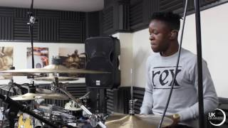 Morgan Simpson | Been to the Moon - Corrine Bailey Rae (Drum Cover)