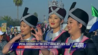 SUAB HMONG NEWS:  Highlight DAY FOUR 2016-17 Hmong International New Year