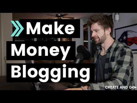 Make Money Blogging (How We Built a $100,000/Month Blog) 10 Steps for 2019