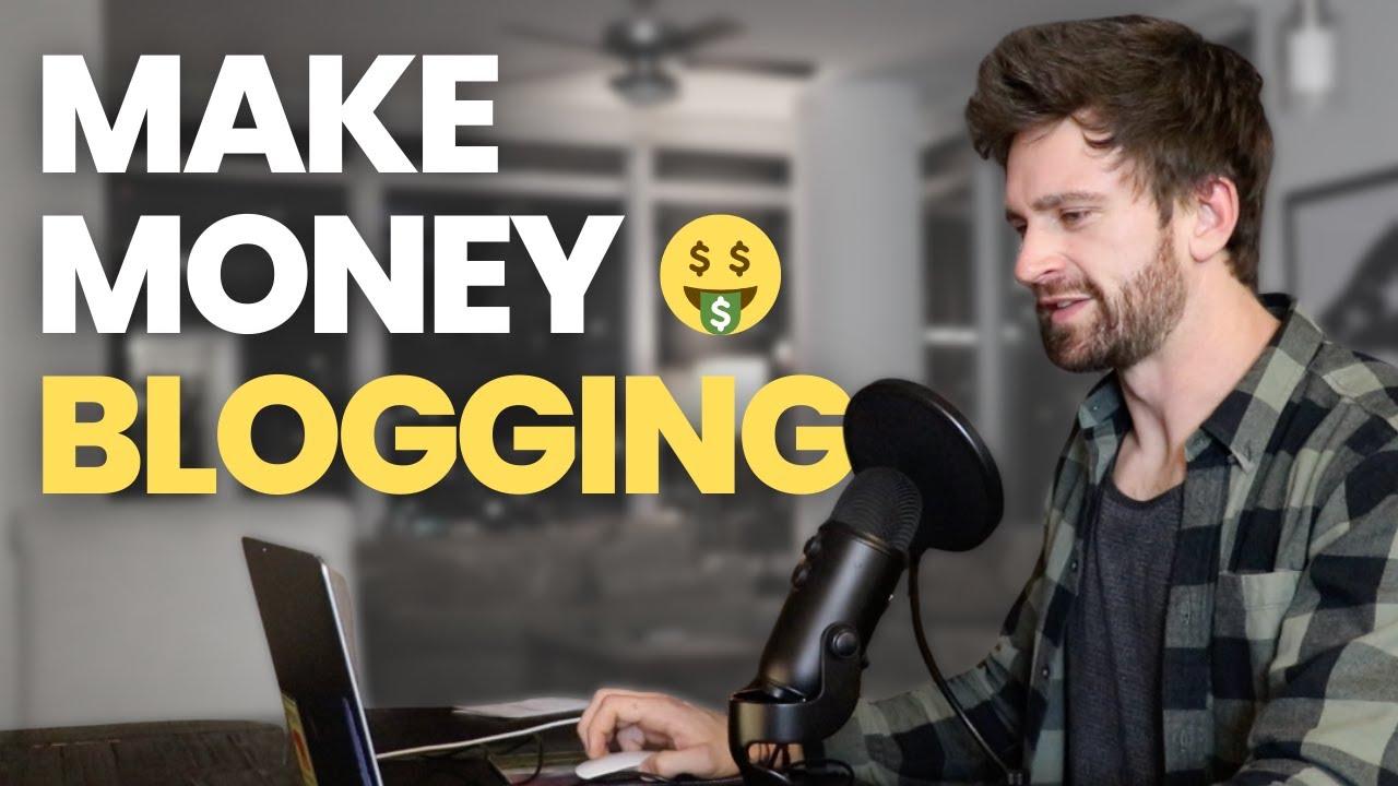Make Money Blogging (How We Built a $100,000/Month Blog) 10 Simple Steps