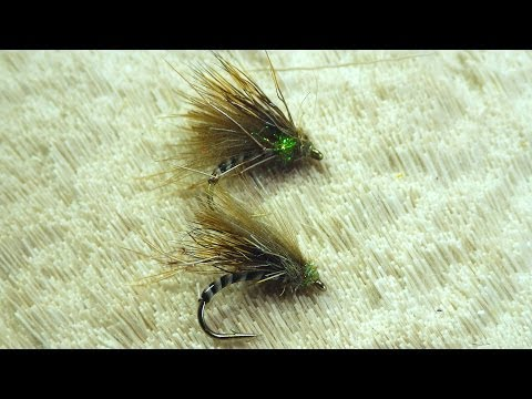 Tying the Allrounder Emerger with Davie McPhail