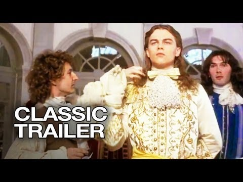 The Man in the Iron Mask Official Trailer #2 - GÉrard Depardieu Movie (1998) HD