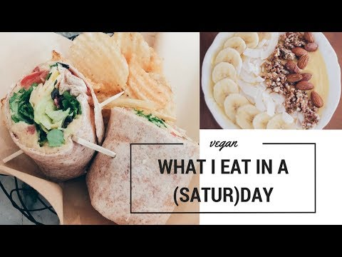 What I Eat in a Day in Seoul #1 | Weekend (Vegan)