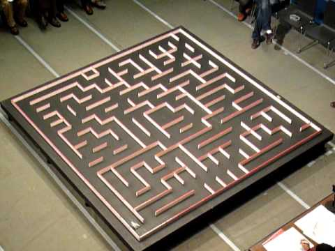 Micromouse Wins 2011 Maze Race In Under 4 Seconds   Hackaday