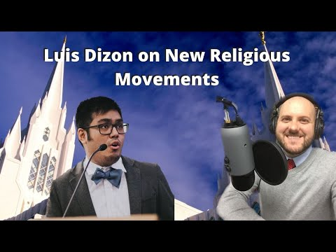 Luis Dizon - New Religious Movements