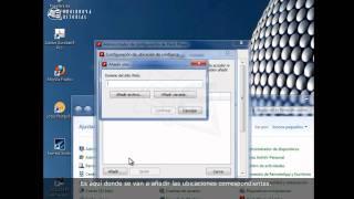 Configuración de Flash Player para reproducir vídeos en cd-roms (Windows 7)