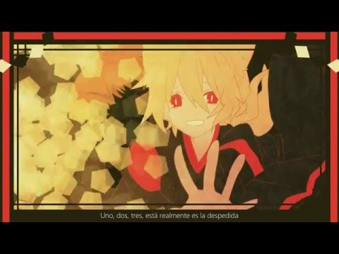 【Kagamine Rin & Len】Night of Passing【Sub Español】