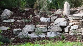 Stonework Landscaping in Asheville NC