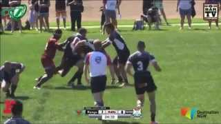 cc7s 2014 rangataua vs red rock cup quarter final