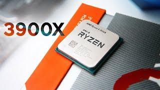 Ryzen 3900X Review vs. 9900K - OC, Gaming, Streaming!