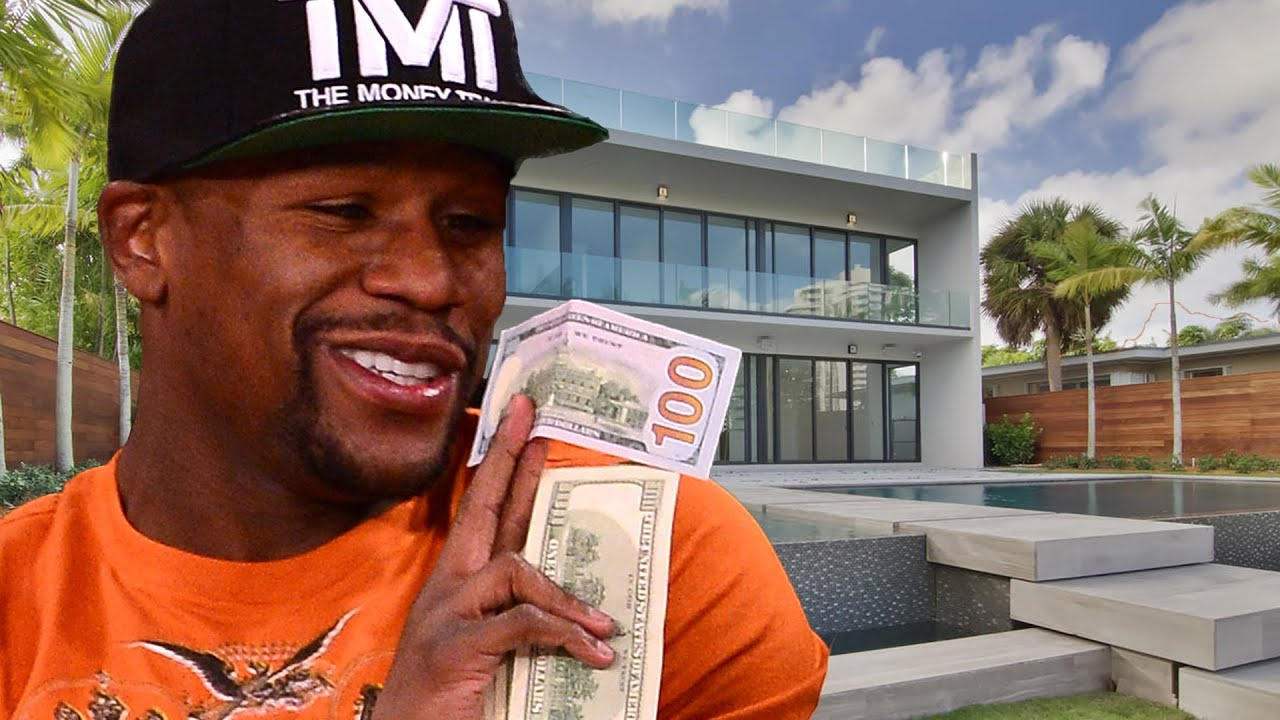 Floyd Mayweather Jr Buys 77 Million Miami House with Cash