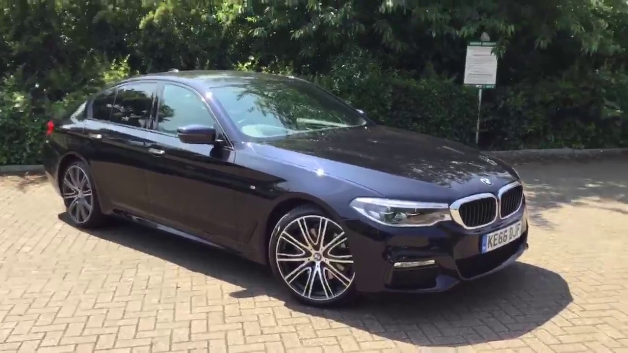 BMW Approved Used Car - (G30) 530d M Sport xDrive - YouTube