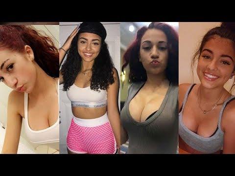 Danielle Bregoli RESPONDS to Malu Trevjo AND LEAKED Snapchat Video thumbnail