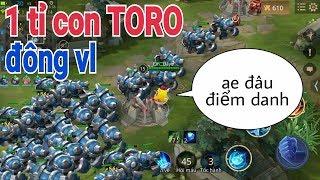 Troll Game _ Zip Troll Gom 1 Tỉ Con Lính Siêu Cấp Hài Cười Ra Nước Mắt | Yo Game