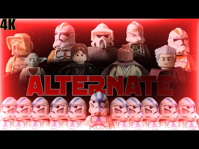 ALTERNATE II LEGO Star Wars Fanfilm II