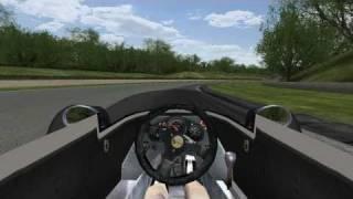 [rFactor] Brabham BT37  (F1-1973 Mod)