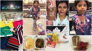 #DIML Sunday Vlog/ Christmas Shopping Vlog/Malabar Gold Jewellery Shopping/Big Bazaar Shopping Vlog
