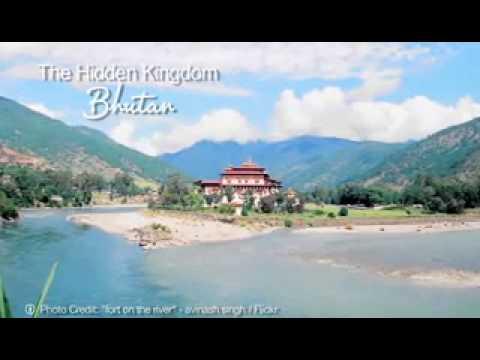 Best of Bhutan   A Travel Video