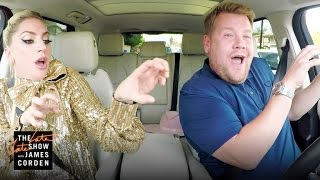 Lady Gaga Carpool Karaoke: Coming Tuesday by : The Late Late Show with James Corden