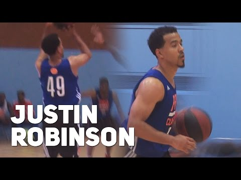 Justin Robinson Dominates Week 1 of The Pro Classic! GB Point Guard is TOO Quick!